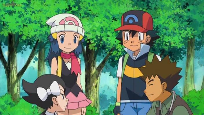 Pokemon Dublado Episódio - 637Mantendo a Boa Forma!