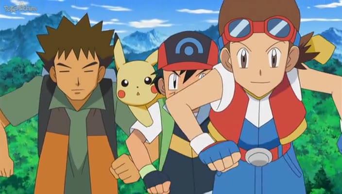 Pokemon Dublado Episódio - 638Patrulheiro Pokémon, o Resgate de Heatran!