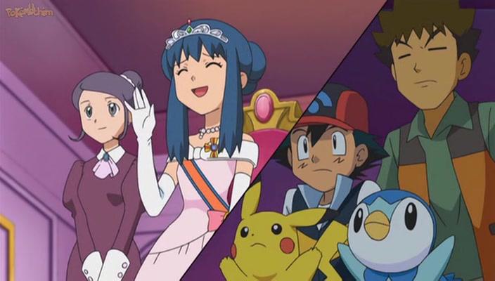 Pokemon Dublado Episódio - 640O Amanhecer de um Dia Real!