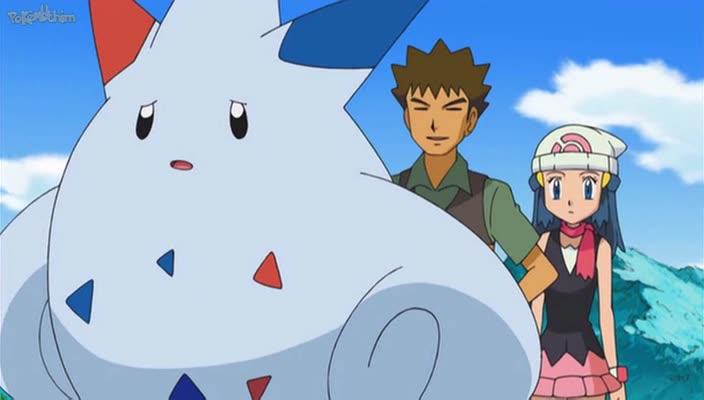 Pokemon Dublado Episódio - 641Cheia de Graça!