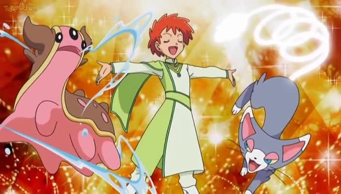 Pokemon Dublado Episódio - 644Os Opostos Interagem!