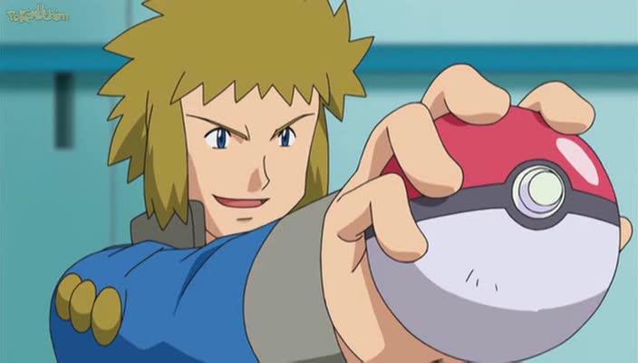 Pokemon Dublado Episódio - 648A Oitava Maravilha do Mundo Sinnoh!