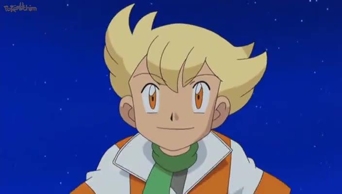 Pokemon Dublado Episódio - 653A Vitória do Paul Sobre o Barry!