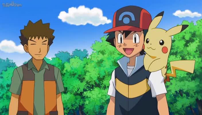 Pokemon Dublado Episódio - 654Trabalhando o Movimento Certo!