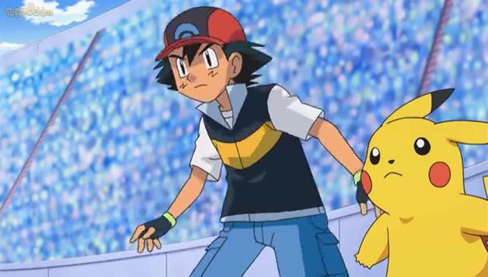 Pokemon Dublado Episódio - 656Um Rival de Arrasar!