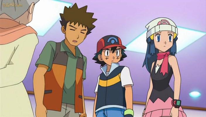 Pokemon Dublado Episódio - 659Deixa Comigo!