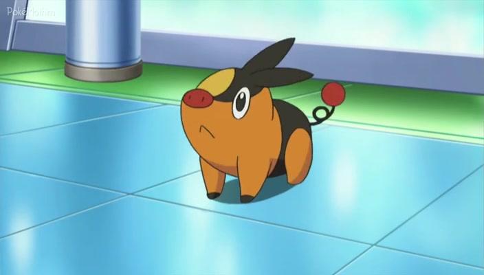 Pokemon Dublado Episódio - 661Na Sombra de Zekrom!