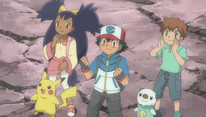 Pokemon Dublado Episódio - 663Um Sandile Louco Pra Mudar!