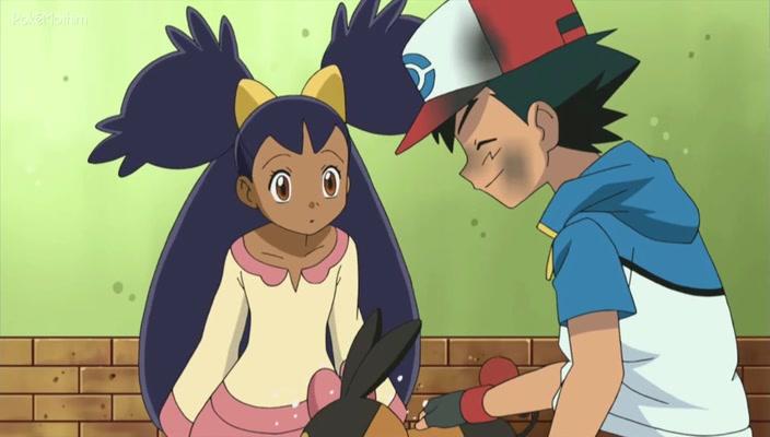 Pokemon Dublado Episódio - 664O Clube de Batalha e a Escolha de Tepig!