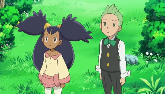 Pokemon Dublado Episódio - 667Snivy Joga Duro!
