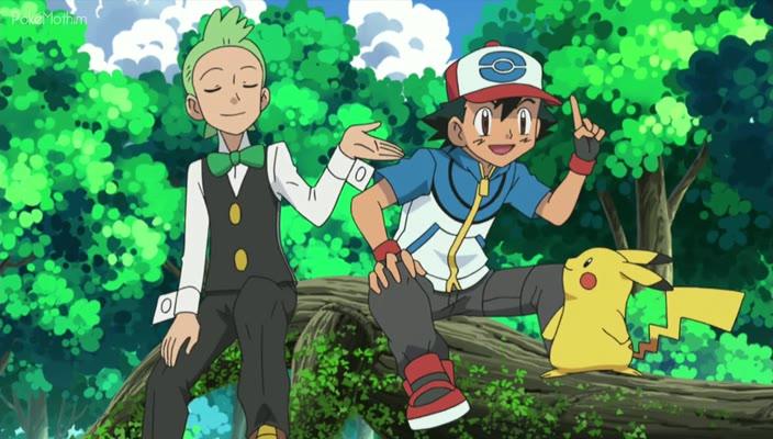 Pokemon Dublado Episódio - 669O Desabrochar de Axew!