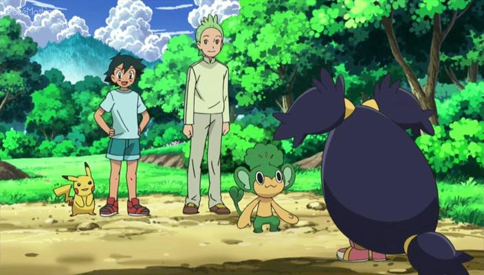 Pokemon Dublado Episódio - 671Um Lar Para Dwebble!
