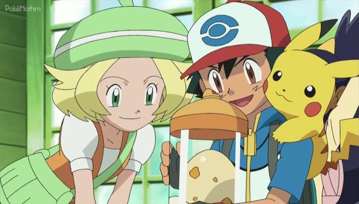 Pokemon Dublado Episódio - 673Um Minccino Arrumadinho!
