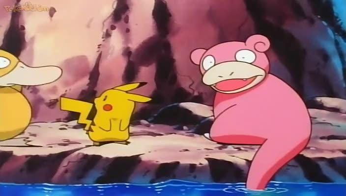Pokemon Dublado Episódio - 68A Solução da Evolução!