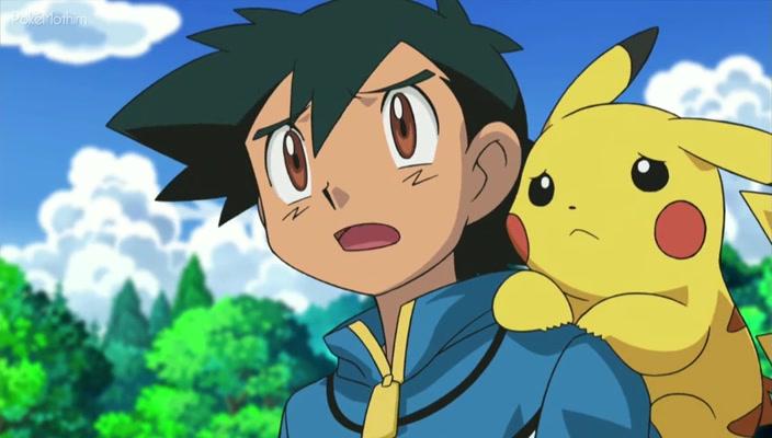 Pokemon Dublado Episódio - 680Dançando com o Trio Ducklett!