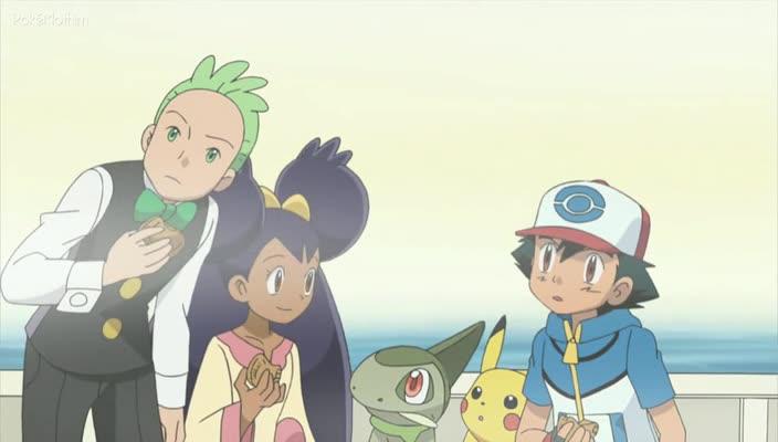 Pokemon Dublado Episódio - 681O Mundo Perdido de Gothitelle!