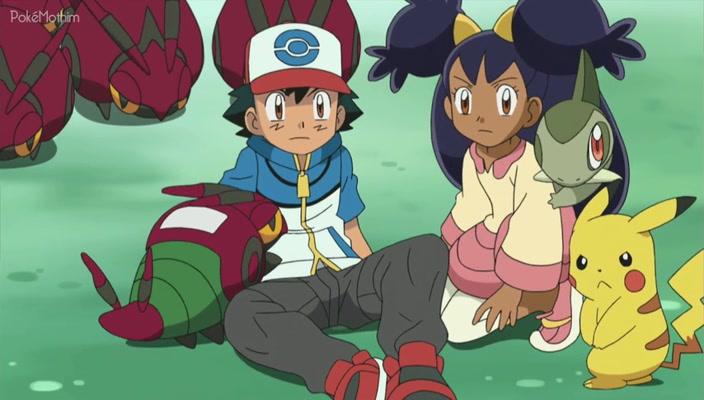 Pokemon Dublado Episódio - 682A Debandada dos Venipede!