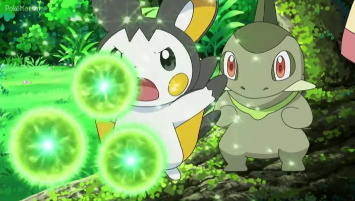 Pokemon Dublado Episódio - 687Emolga, a Irresistível!