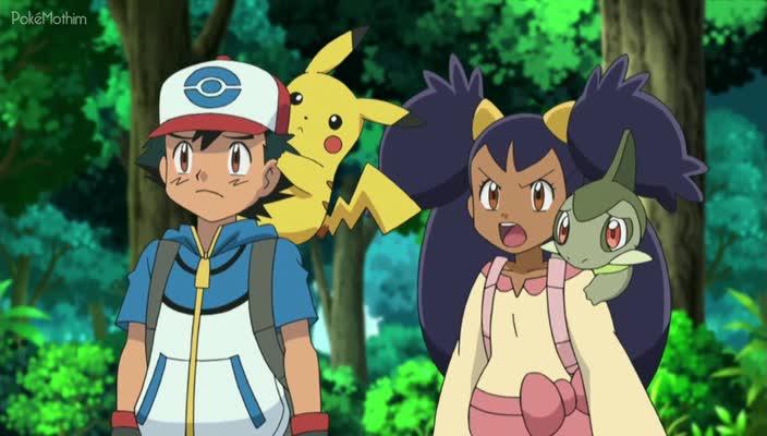 Pokemon Dublado Episódio - 698Pra Onde Você Foi, Audino?