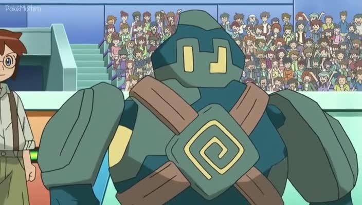 Pokemon Dublado Episódio - 704Grande Final no Clube de Batalha: Um Heróico Resultado!