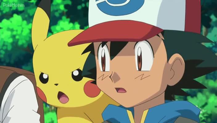 Pokemon Dublado Episódio - 706Purrloin, Doce ou Bajulador?