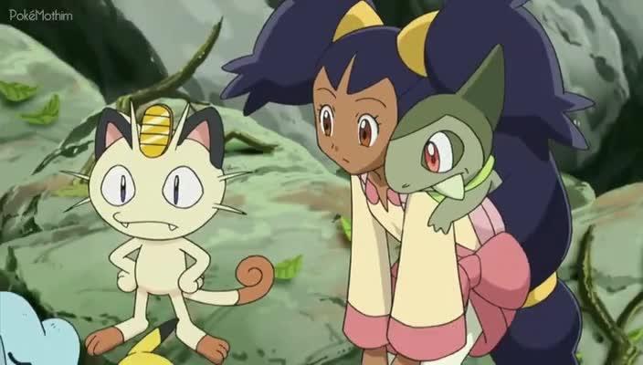 Pokemon Dublado Episódio - 708Desavenças na Montanha de Beartic!