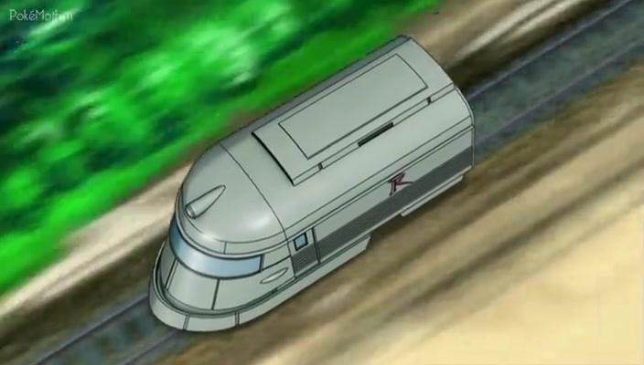 Pokemon Dublado Episódio - 710Batalha no Metrô!