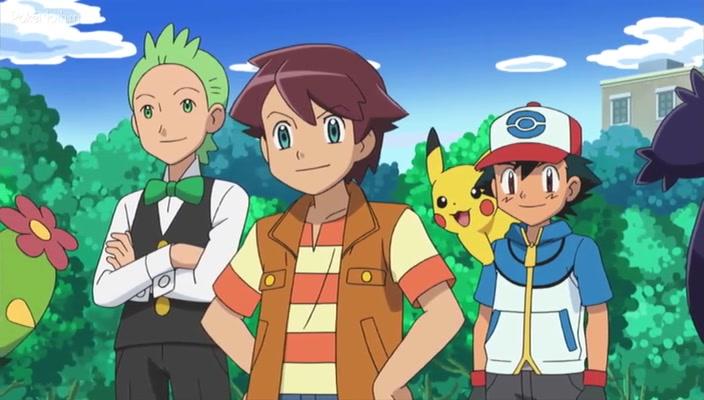 Pokemon Dublado Episódio - 715O Musical de Maractus!