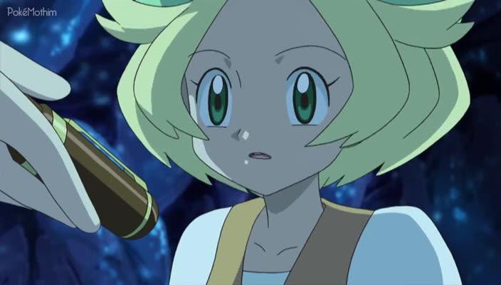 Pokemon Dublado Episódio - 725A Emoção de Uma Troca Evolutiva!
