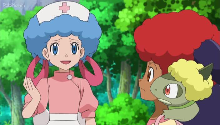 Pokemon Dublado Episódio - 728Bouffalant, o Desorientado!