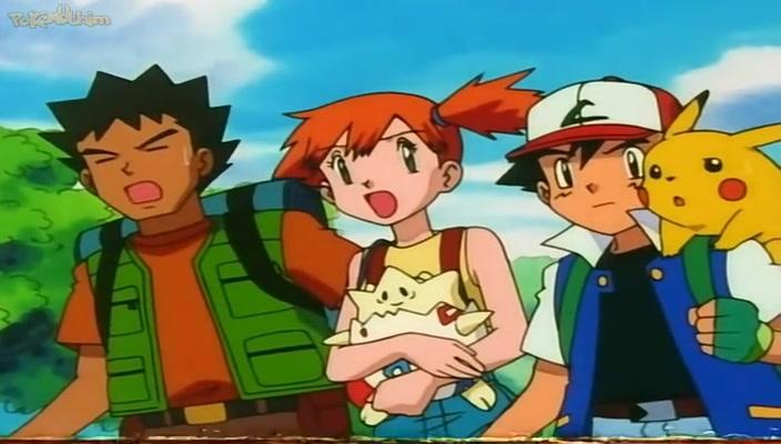 Pokemon Dublado Episódio - 73Domando um Onixesperado!