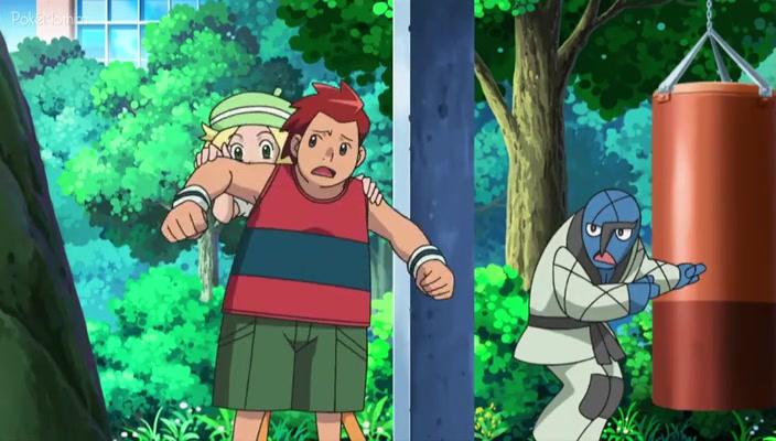 Pokemon Dublado Episódio - 733A Batalha Suprema do Clube Explosão!