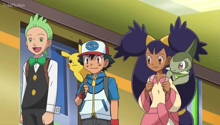 Pokemon Dublado Episódio - 739No Fogo da Evolução!