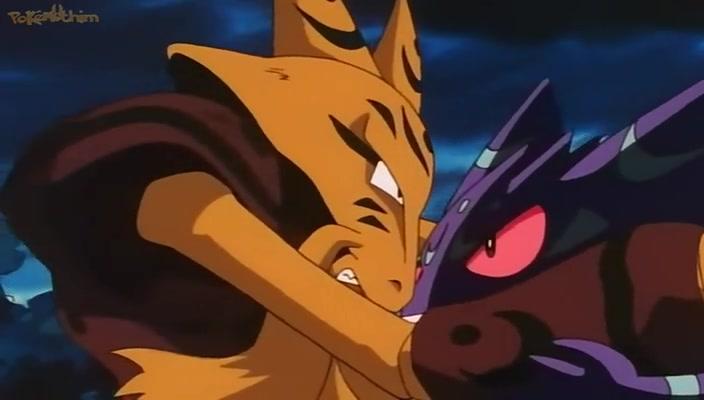 Pokemon Dublado Episódio - 74O Antigo Quebra-Cabeça de Pokémopolis!