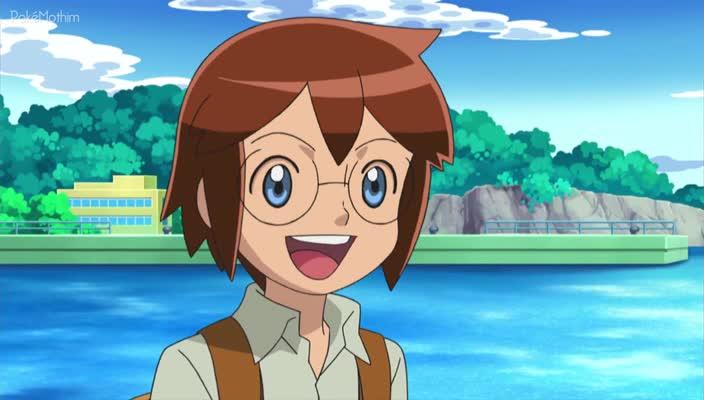 Pokemon Dublado Episódio - 743Crise na Pesquisa Ferrossed!
