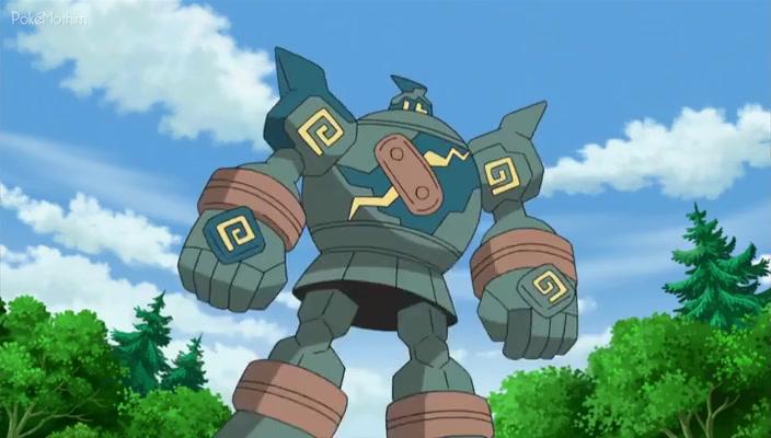 Pokemon Dublado Episódio - 744Uma Épica Força de Defesa!