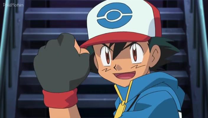 Pokemon Dublado Episódio - 745Um Show de Batalha no Ginásio de Virbank! (Parte 1)