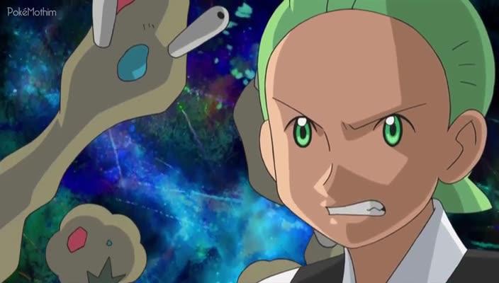 Pokemon Dublado Episódio - 746Um Show de Batalha no Ginásio de Virbank! (Parte 2)