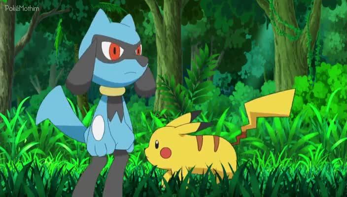 Pokemon Dublado Episódio - 756A Estrada Para Humilau!
