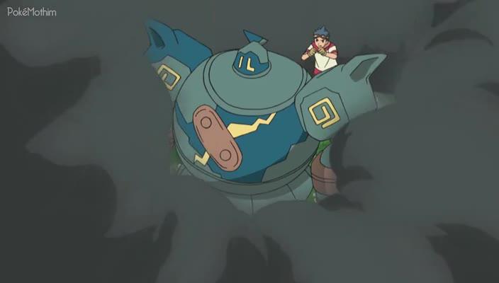 Pokemon Dublado Episódio - 758Meloetta e o Templo Submarino!