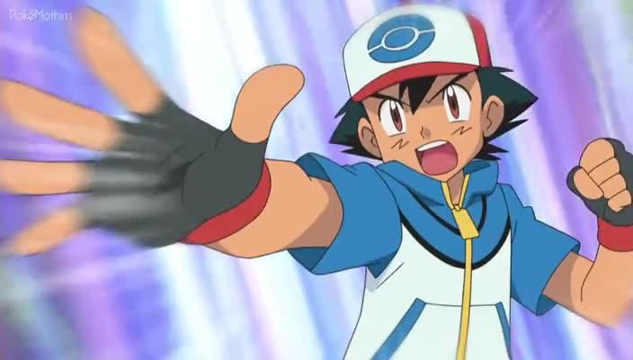 Pokemon Dublado Episódio - 770Uma Evolução na Liga Unova!