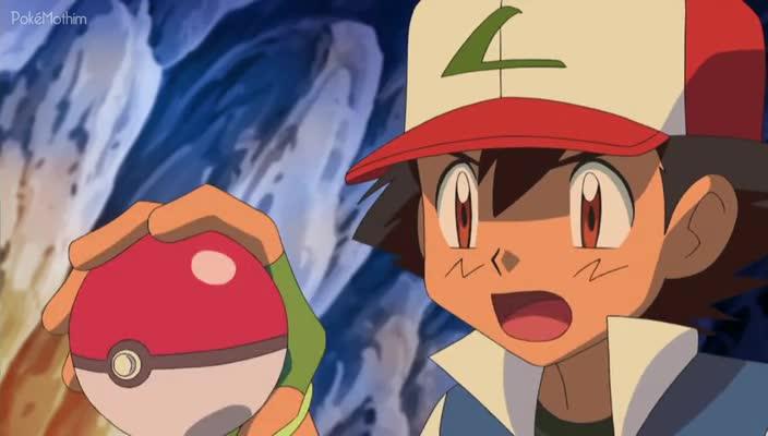 Pokemon Dublado Episódio - 778Uma Reunião Acalorada!