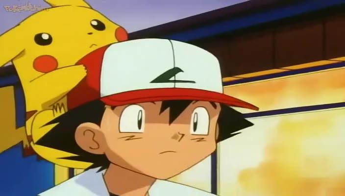 Pokemon Dublado Episódio - 78Fogo e Gelo!