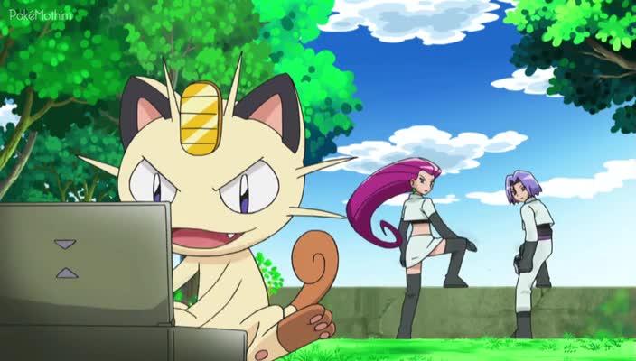 Pokemon Dublado Episódio - 782Ash e N: Um Choque de Ideais!