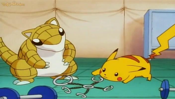 Pokemon Dublado Episódio - 8O Caminho Para a Liga Pokémon!