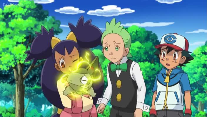 Pokemon Dublado Episódio - 801Recruta Chocante da Equipe Rocket!