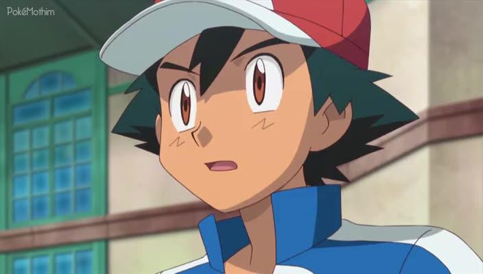 Pokemon Dublado Episódio - 806Perseguição na Cidade de Lumiose!
