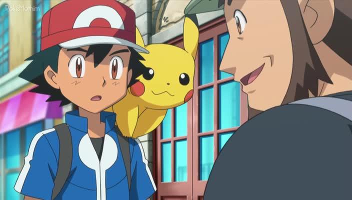 Pokemon Dublado Episódio - 813Clemont Tem Um Segredo!