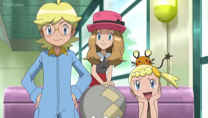 Pokemon Dublado Episódio - 816Como Pegar Um Contrabandista Pokémon!