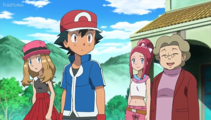 Pokemon Dublado Episódio - 817Caos no Jardim de Infância!